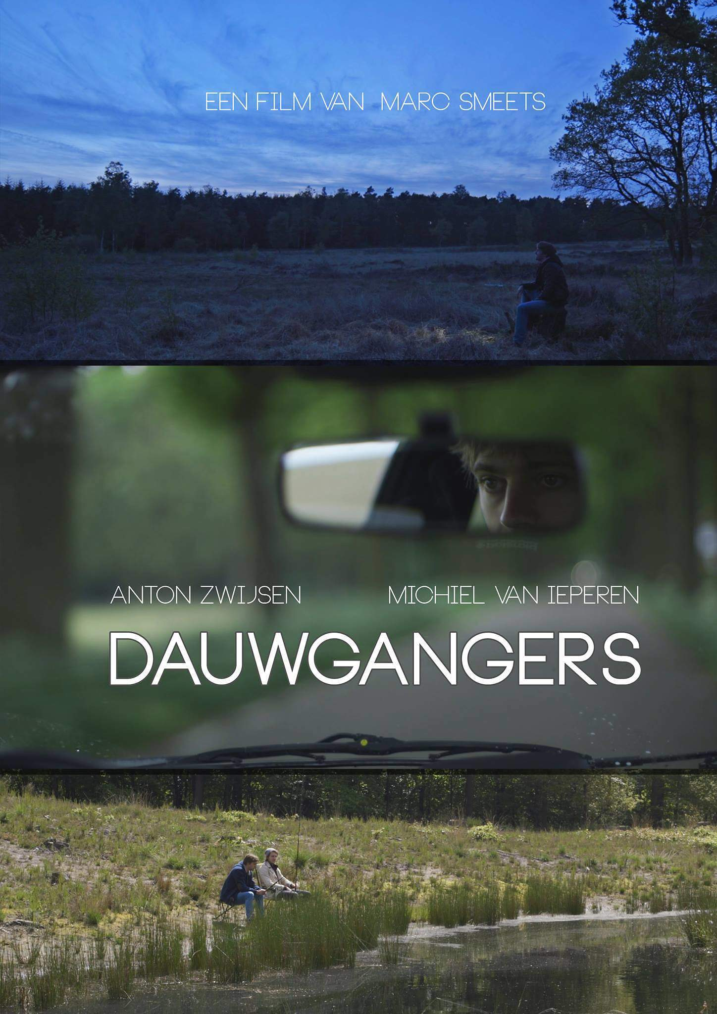 Dauwgangers Movie Poster