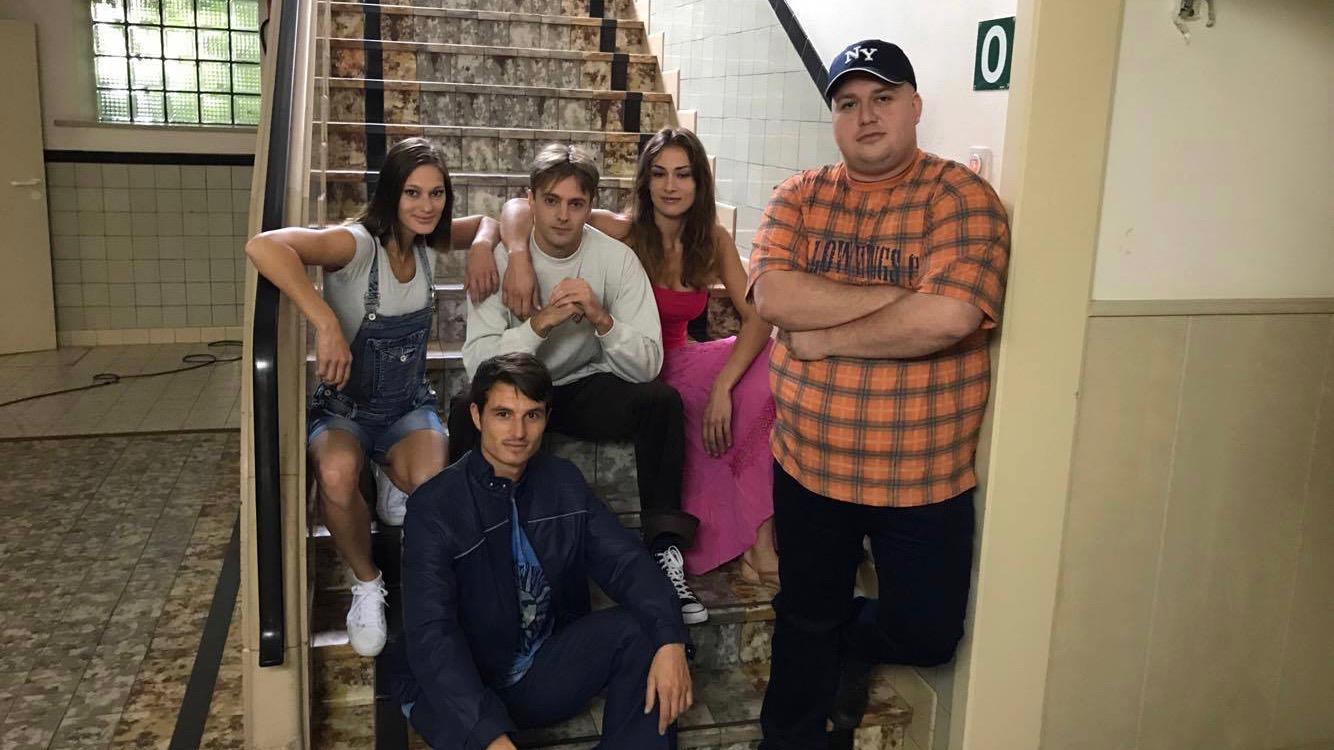 Detention Movie Cast