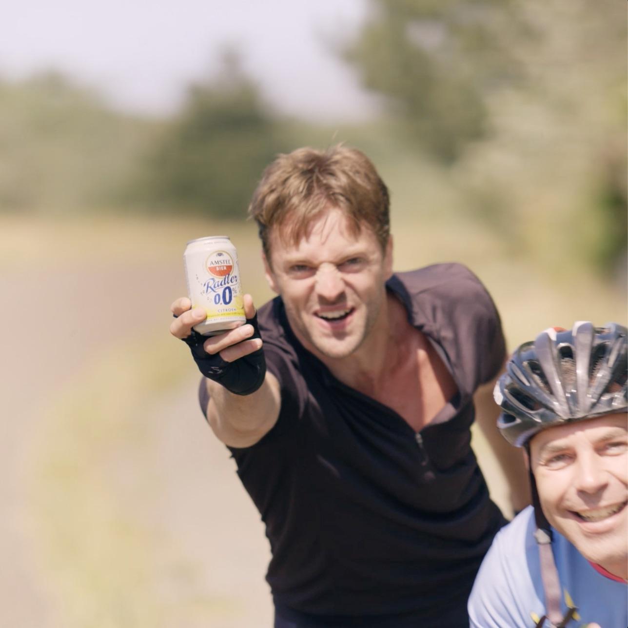 Amstel Radler Commercial